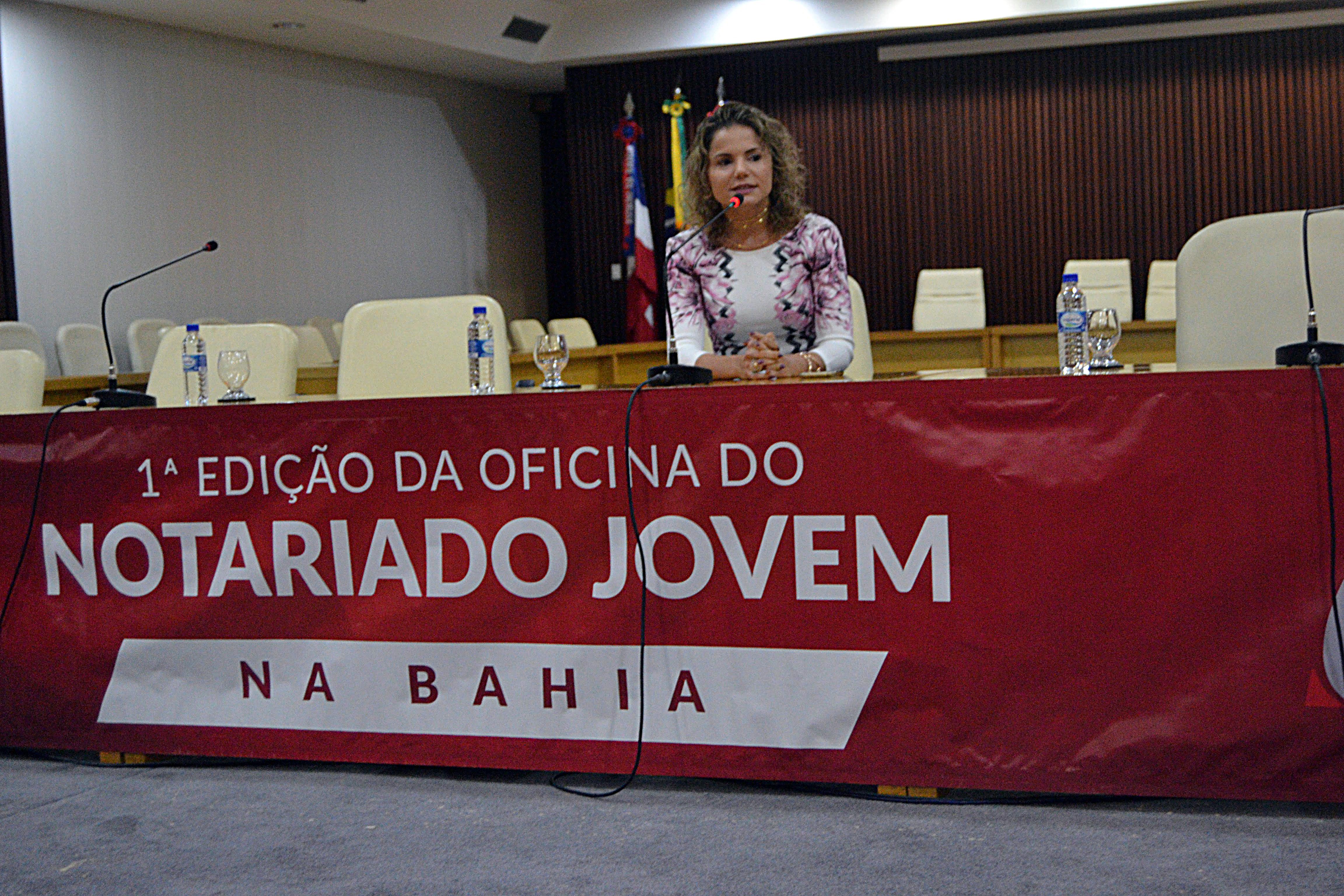 1ª Oficina Do Notariado Jovem Na Bahia