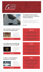 Informe Notarial Baiano Edição Nº 04