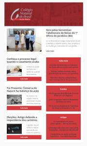 Informe Notarial Baiano Edição Nº 12