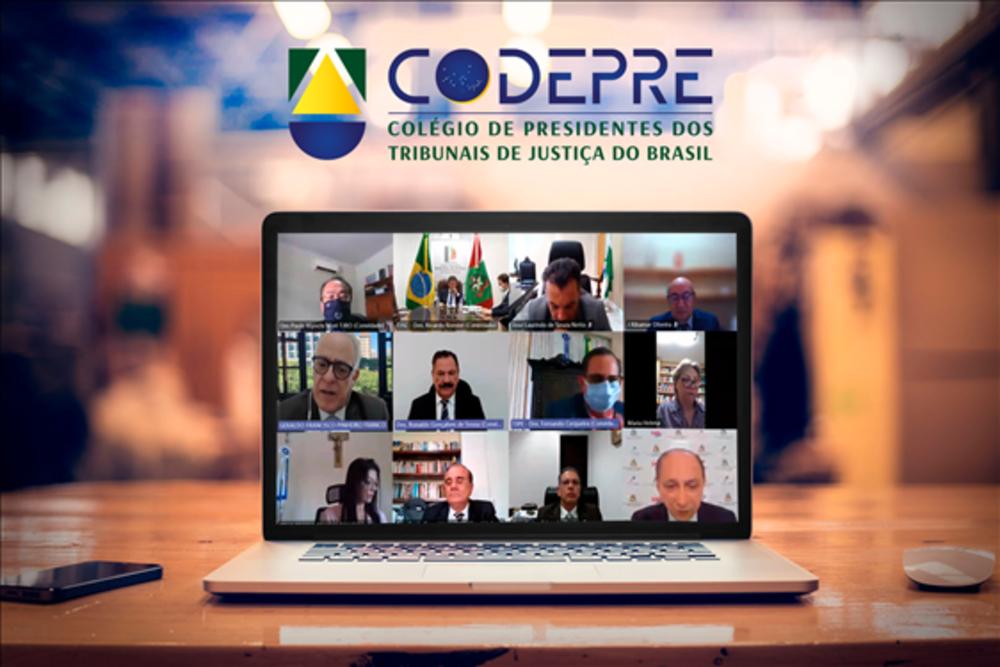 TJ/SP – Reunião Do Codepre Define Alterações Estatutárias E Ações Em Busca De Fortalecimento Para O Judiciário