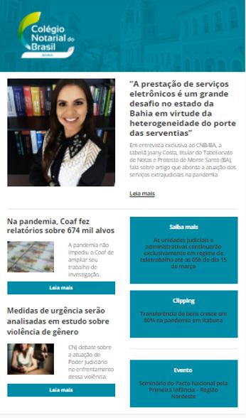 Informe Notarial Baiano Edição Nº 48