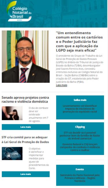 Informe Notarial Baiano Edição Nº 49