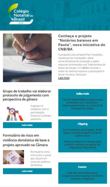 Informe Notarial Baiano Edição Nº 50