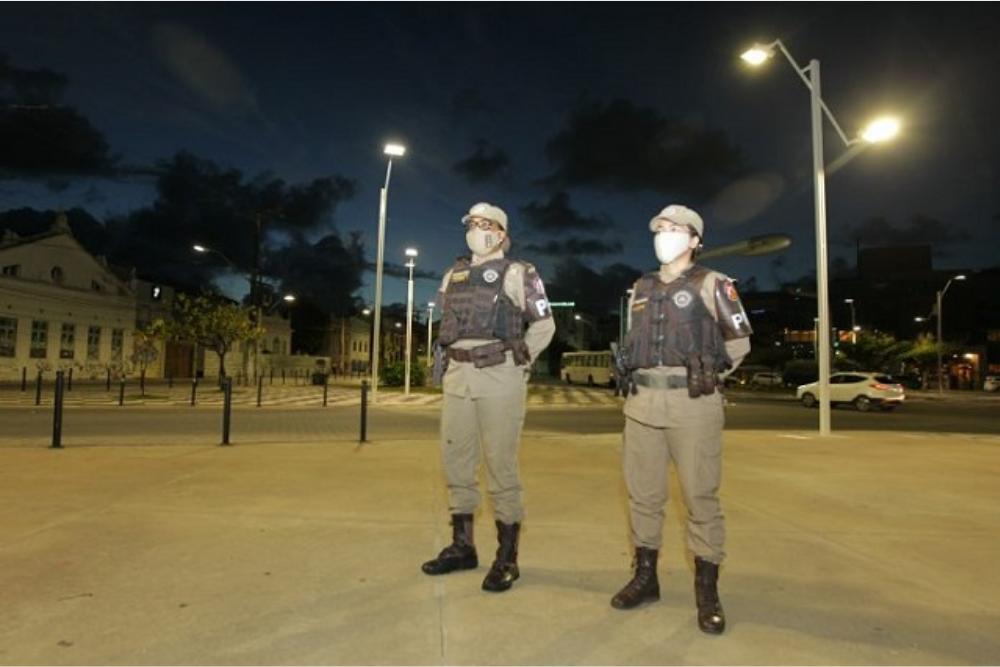 Governo Da Bahia – Governo Do Estado Prorroga Toque De Recolher Até 10 De Maio