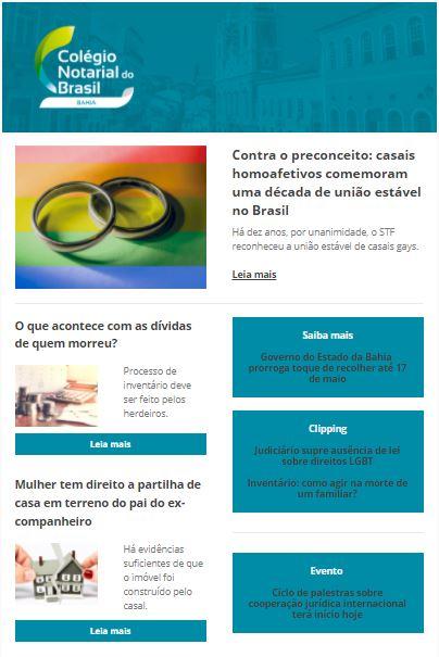Informe Notarial Baiano Edição Nº 57