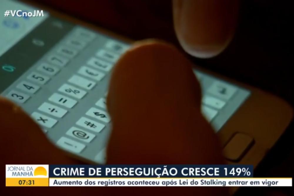 Jornal Da Manhã – Cartórios Da Bahia Registram Crescimento De Quase 150% De Crimes De Perseguição