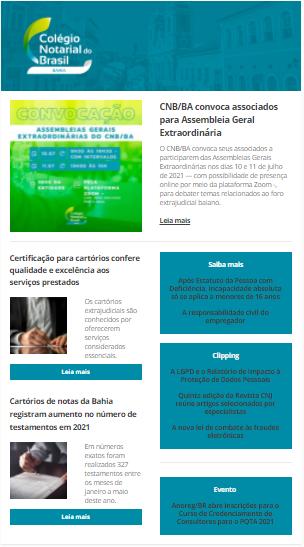 Informe Notarial Baiano Edição Nº 65