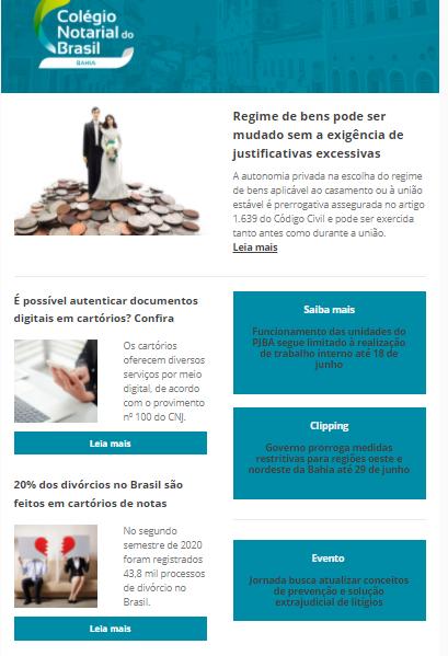 Informe Notarial Baiano Edição Nº 62
